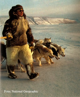 Hivshu's lecture; The culture and tradition of the Inuit people